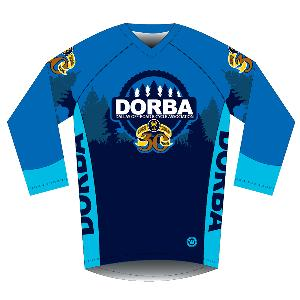 Women's 3/4 Enduro Jersey