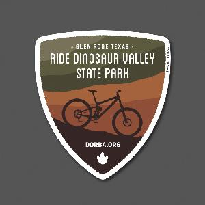 Dinosaur Valley Sticker
