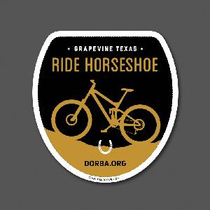 Horseshoe Sticker