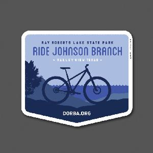 Johnson Branch Sticker