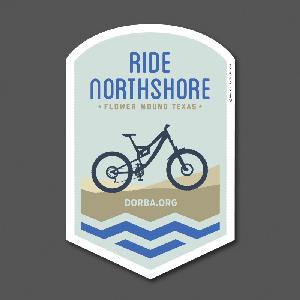 Northshore Sticker