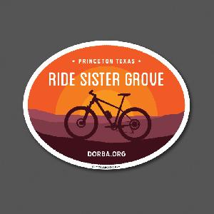 Sister Grove Sticker